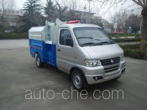 环球牌GZQ5022ZZZBEV型纯电动自装卸式垃圾车