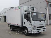 Sutong (Huai'an) HAC5040XLC refrigerated truck
