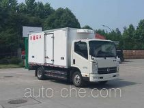 Sutong (Huai'an) HAC5041XLCEV1 electric refrigerated truck