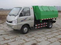 Heibao HB2315DQ low speed garbage truck