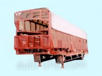 Zhongtong HBG9131TCL vehicle transport trailer