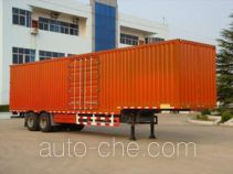 Zhongtong HBG9203XXY box body van trailer
