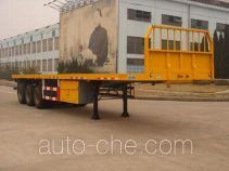 Zhongtong HBG9282P flatbed trailer