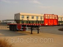 Zhongtong HBG9394P flatbed trailer
