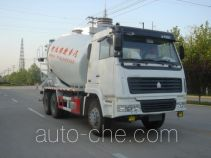 川腾牌HBS5250GJB型混凝土搅拌运输车