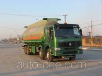 川腾牌HBS5310GHY型化工液体运输车