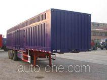 Chuanteng HBS9301XXY box body van trailer