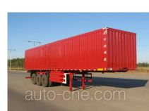 Chuanteng HBS9306XXY box body van trailer