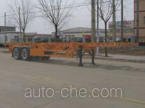 Chuanteng HBS9352TJZG container transport trailer