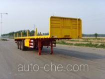 Chuanteng flatbed trailer