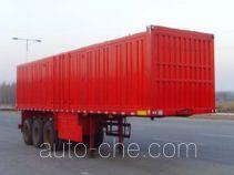 Chuanteng HBS9393XXY box body van trailer