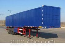 Chuanteng HBS9394XXY box body van trailer