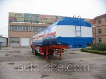 川腾牌HBS9400GHY型化工液体运输半挂车