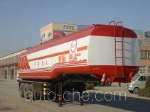 川腾牌HBS9400GYY型运油半挂车