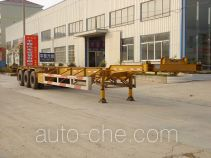 Chuanteng HBS9400TJZG container carrier vehicle