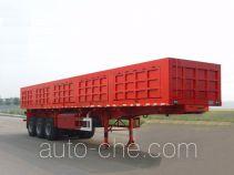 川腾牌HBS9400Z型自卸式半挂车