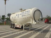 Chuanteng HBS9401GFL low-density bulk powder transport trailer