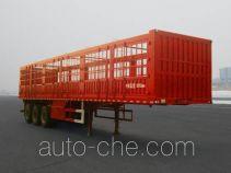 川腾牌HBS9403CCY型仓栅式运输半挂车
