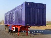 Chuanteng HBS9405XXY box body van trailer