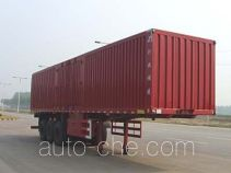 Chuanteng HBS9409XXY box body van trailer