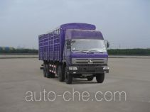 Shenfan HCG5240CCQA грузовик с решетчатым тент-каркасом