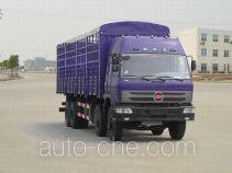 Shenfan HCG5310CCQGD3 грузовик с решетчатым тент-каркасом
