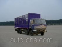 Shenfan HCG5310CCQWSZ3G грузовик с решетчатым тент-каркасом
