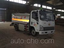 Changhua HCH5080GJYCA fuel tank truck