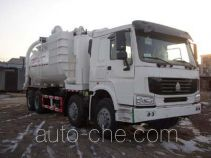 Changhua HCH5310GXP industrial vacuum truck