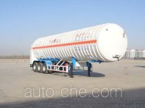 Changhua HCH9390GDY cryogenic liquid tank semi-trailer