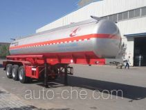 Changhua HCH9400GFW19 corrosive materials transport tank trailer