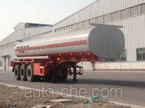Changhua HCH9400GFW20 corrosive materials transport tank trailer