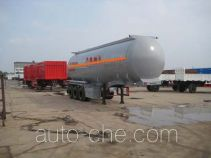 Changhua HCH9400GHYH chemical liquid tank trailer