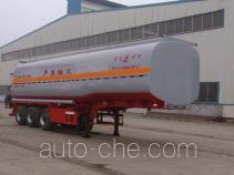 Changhua HCH9400GHYP chemical liquid tank trailer
