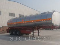 Changhua HCH9400GLYQ liquid asphalt transport tank trailer
