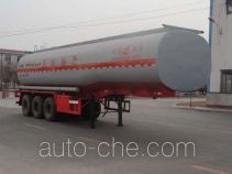 Changhua HCH9400GRY41 flammable liquid tank trailer