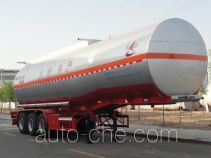 Changhua HCH9400GRYJC flammable liquid aluminum tank trailer