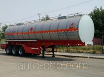 Changhua HCH9400GRYMJ flammable liquid tank trailer