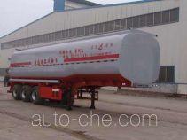 Changhua HCH9400GYSP liquid food transport tank trailer