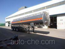 Changhua HCH9400GYY42 aluminium oil tank trailer