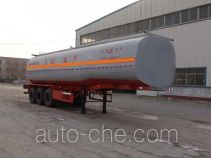 Changhua HCH9400GYY48 oil tank trailer