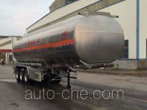 Changhua HCH9400GYYQ aluminium oil tank trailer