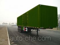 Changhua HCH9400XXY box body van trailer