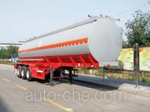 Changhua HCH9401GDG toxic and infectious items tank trailer