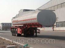 Changhua HCH9401GFW22 corrosive materials transport tank trailer