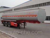 Changhua HCH9401GFW36 corrosive materials transport tank trailer