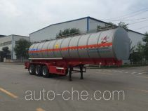 Changhua HCH9401GYWA oxidizing materials transport tank trailer