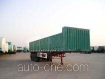 Changhua HCH9401ZZX dump trailer