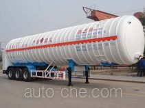 Changhua HCH9402GDYC cryogenic liquid tank semi-trailer