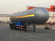 Changhua HCH9402GYQA liquefied gas tank trailer